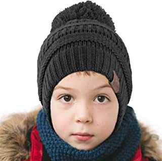 PANTERA DRAG THE WATERS Knit Hat Warm Soft Comfortable Warm Winter Beanie Print Cap For Kids