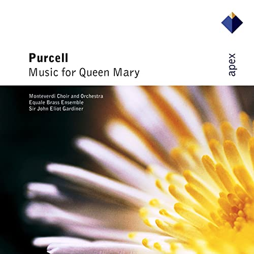 Purcell: Queen Mary Funeral Music/Come Ye Sons of Art