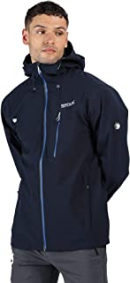 Regatta Men's Birchdale Waterproof & Breathable Technical Hooded Hiking Shell Jacket
