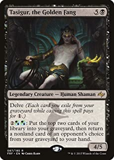 Magic: the Gathering - Tasigur, the Golden Fang (087/185) - Fate Reforged