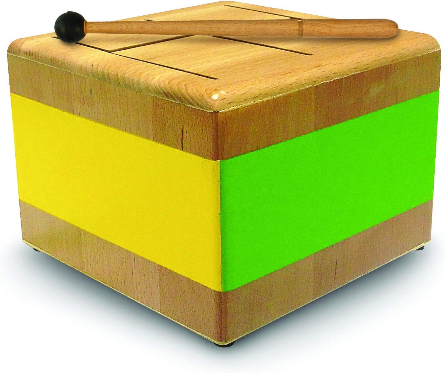 Hohner Green Washington Mall Tones Tone 3770 Drum Super popular specialty store