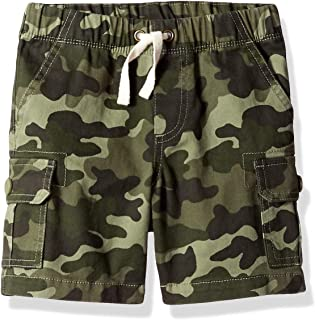 camo shorts for toddlers