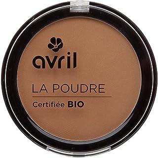 ABRIL polvo bronceadora (Certificado Bio Camel 7G