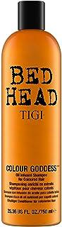 Tigi - Bed Head Colour Goddess, Shampoo per capelli colorati, 750 ml