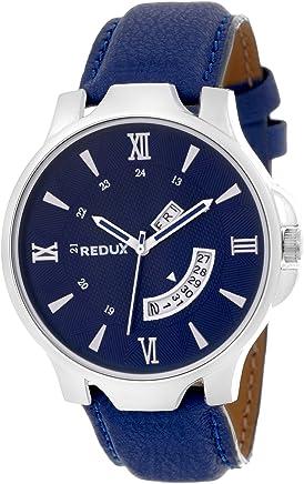 Redux Analogue Blue Dial Men's & Boy's Watch RWS0130S