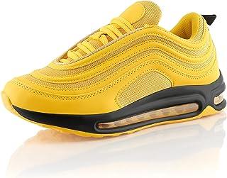 Fusskleidung® Damen Herren Sportschuhe Dämpfung Sneaker leichte Laufschuhe