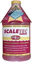 EasyCare 20064  Scaletec Plus Descaler and Stain Remover, 64 oz. Bottle