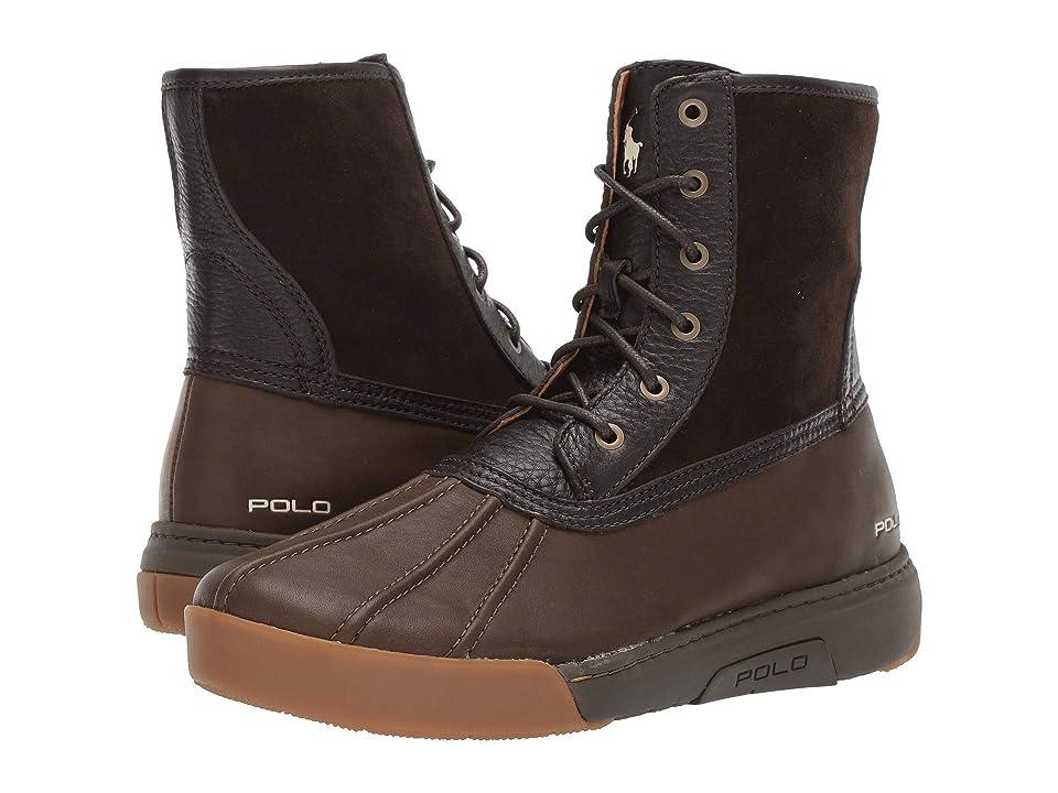 Polo Ralph Lauren Declan (Dark Brown/Olive) Men