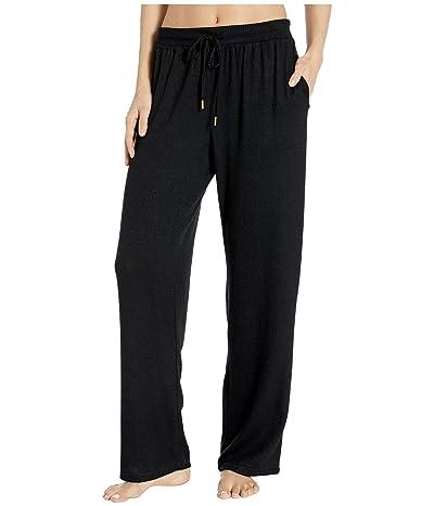Donna Karan Long Pants (Black) Women