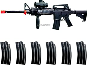 BBTac M83 Full Auto Electric Power LPEG Airsoft Gun with Warranty
