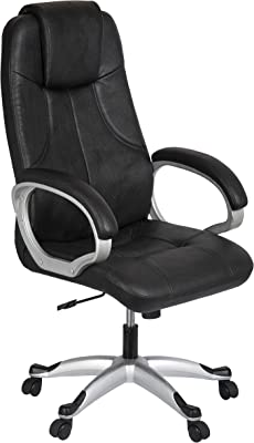 MBTC WorkVibe High Back Revolving Office Chair