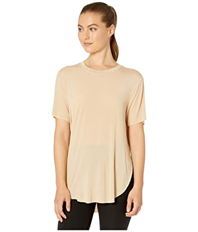ALO Lithe Tee (Putty) Women