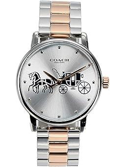COACH Grand - 14503739,Silver/Rose Gold