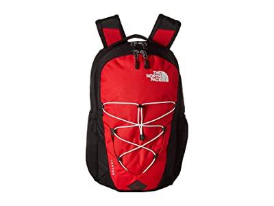 The North Face Jester Backpack (TNF Red/TNF Black) Backpack Bags