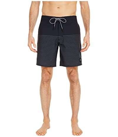 RVCA Curren Trunk (Black 1) Men
