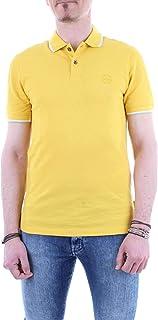 A|X Armani阿玛尼 Exchange男式牛津布AX标识Polo衫