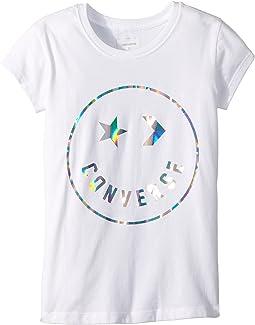74f7b8b5d752 Converse shine pack foil cp mock neck t shirt