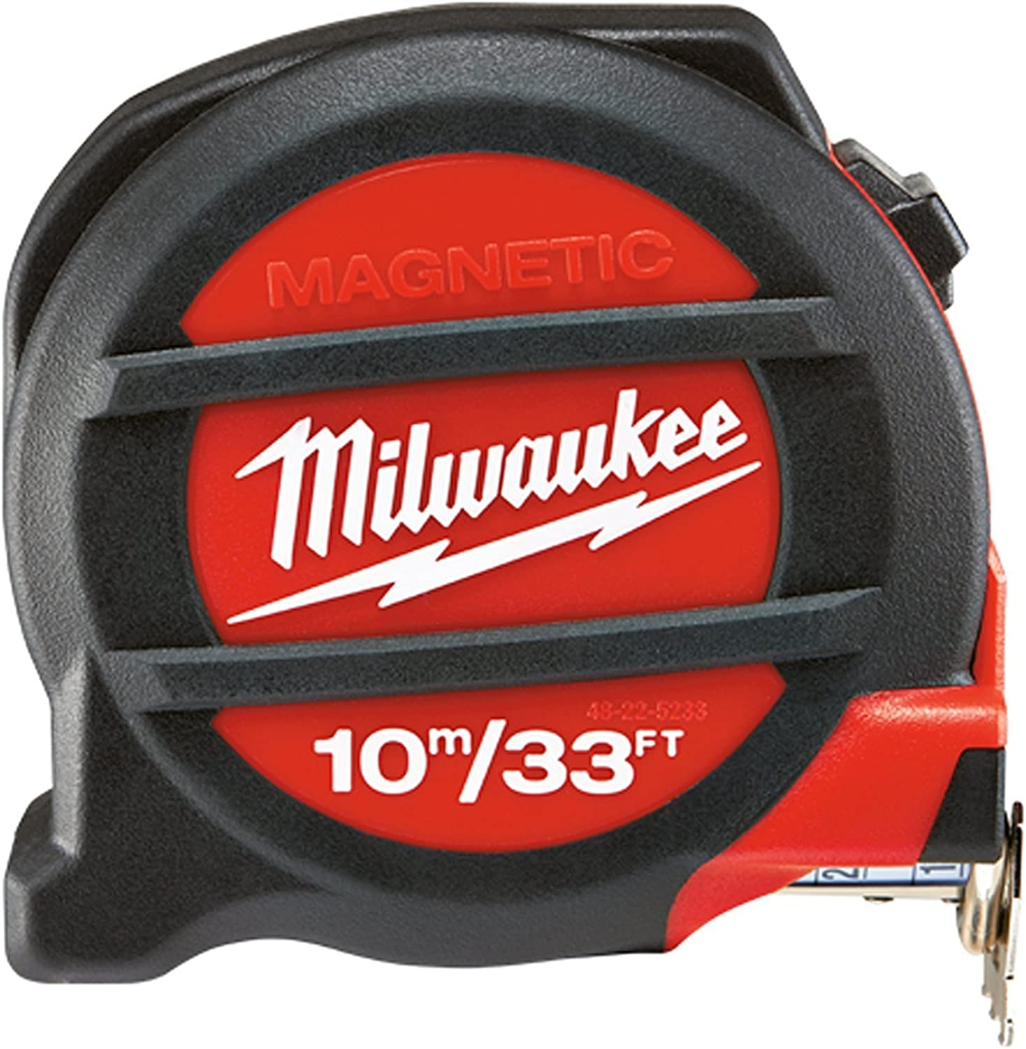 Milwaukee mil48225225 Pocket Pocket Pocket Tapes 10M   33FT Magnetic B077TPRTVN | Quality First