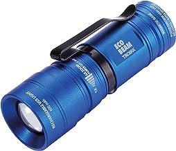 TROIKA Eco Beam Tor52/BL Zaklamp, magnetisch, wit ledlicht, 3 lichtfuncties: 2 lichtsterktes, knipperlicht, 6-voudige zoo...