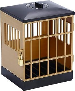 Dibiao Téléphone Prison Boîte Téléphone Prison avec Serrure Et Clés Mobile Téléphone Support à Prison avec 60 Minutes Minu...