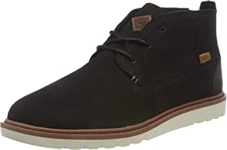 Men's Voyage Boot Shoes, Black/Natural, 10.5