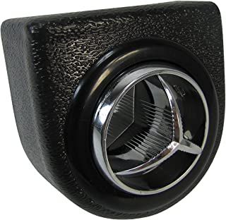 Under Dash Round Vent / Louver for 2-1/2