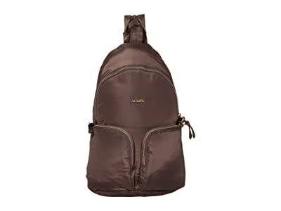 Pacsafe Stylesafe Anti-Theft Sling Backpack (Mocha) Backpack Bags