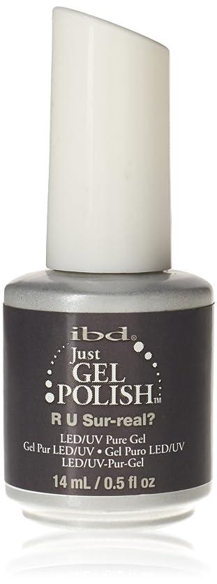 ダイヤモンド叙情的な溶融ibd Just Gel Nail Polish - R U Sur-Real? - 14ml / 0.5oz