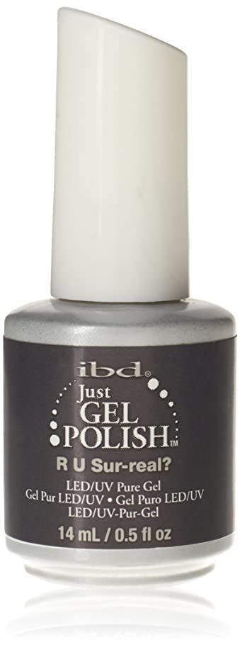 贅沢地質学ショルダーibd Just Gel Nail Polish - R U Sur-Real? - 14ml / 0.5oz