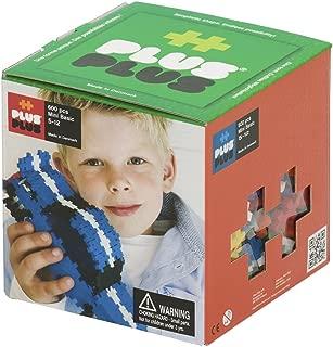 PLUS PLUS - Construction Building Toy, Open Play Set -...