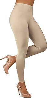 Gilbin Ultra Soft High Waist Leggings for Women-Many Colors -One Size & Plus Size
