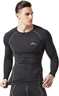762MPH Men's Wintergear Thermal Compression Baselayer Long Sleeve Round Shirt