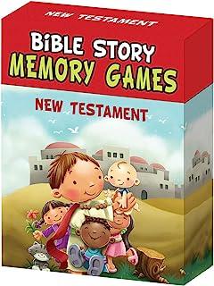 Bible Story Memory Games - New Testament