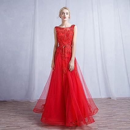 Für hochzeit langes kleid rotes Rotes Kleid
