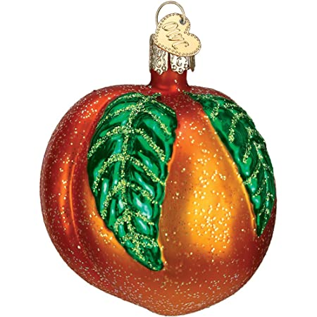 Old World Christmas Pineapple Fruit Glass Ornament 28013 Decoration FREE BOX New