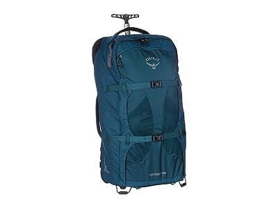 Osprey 65 L Farpoint Wheels (Petrol Blue) Backpack Bags