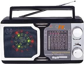 QFX R14 Retro Collection AM/FM/SW 1-9 Radio