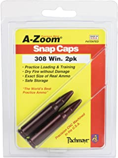 A-ZOOM, Rifle Metal Snap Caps, 308 Winchester, Per 2