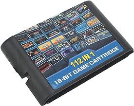 FUT 112 in 1 for Sega Megadrive Genesis Game Cartridge Include Contra Gunstar Heroes