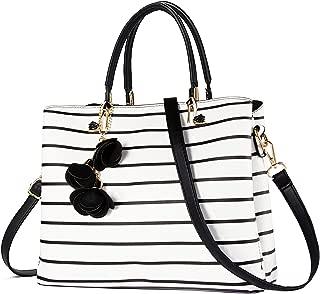 Purse and Handbag Women Satchel Handbags Tote Bags Fashion Leather Shoulder Purse with Top Handle