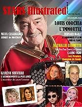 Stars Illustrated Magazine. Mai 2018. (Edition de luxe en couleurs imprimée sur papier glacé.) (French Edition)