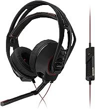 Plantronics Rig 515HD Lava 7.1 Surround Sound USB Gaming Headset - Black (Renewed)