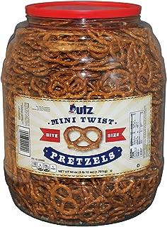 Utz Mini Twist Pretzels (60 oz)