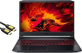 "Acer ゲーミング ノートパソコン Nitro 5 ラップトップ 15.6"" FHD 144Hz IPS Core i5-10300H GeForce RTX 3050 16GB RAM 256GB NVMe SSD+1TB HDD USB-..."