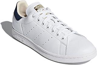 [アディダス] Adidas Stan Smith CQ2201 ホワイト カレッジネイビー スタンスミス 男女兼用 (25) [並行輸入品]