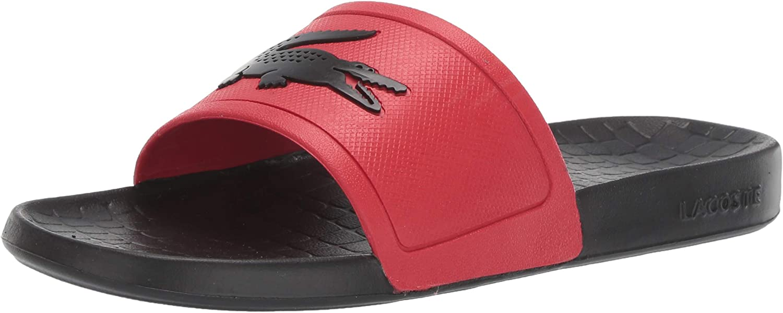 Lacoste オンラインショッピング Women's Mens Sandals Croco Slide 超定番