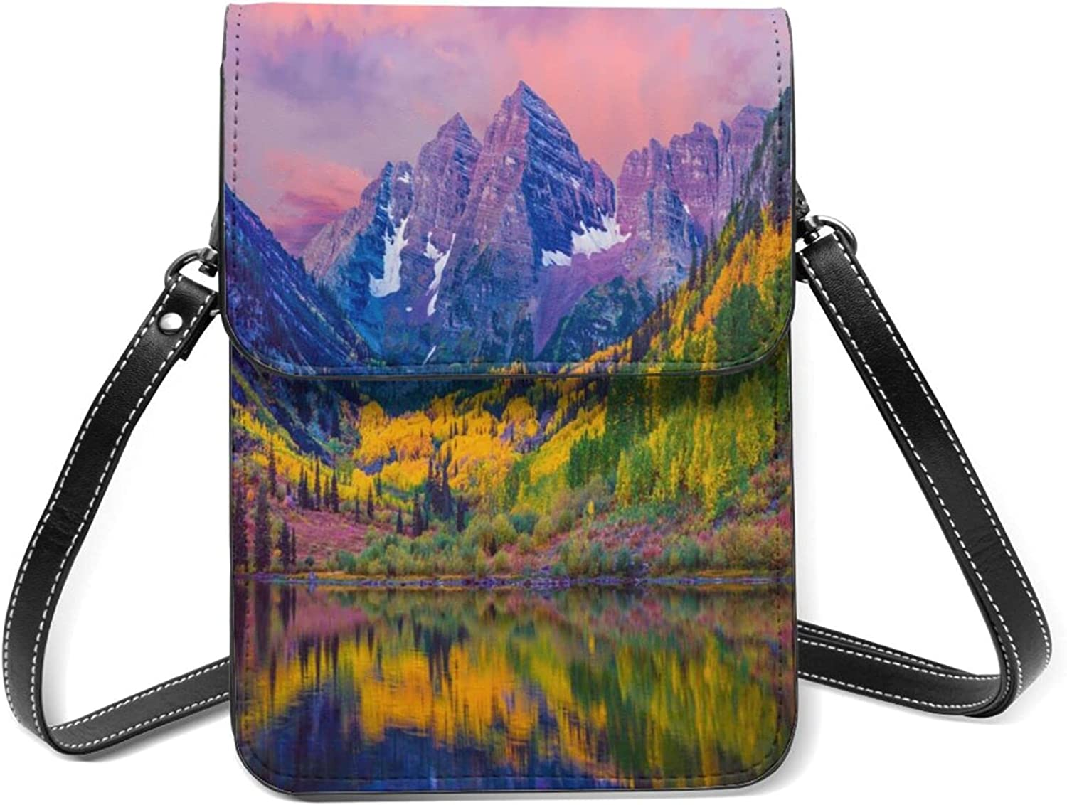Landscape Scenery Small Cell Phone Super sale period limited Lightweight Purse With S Flip Sale SALE% OFF