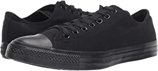 Converse M5039  Chuck Taylor All Star Low Top Black Mono Unisex Sneaker f616fc36d