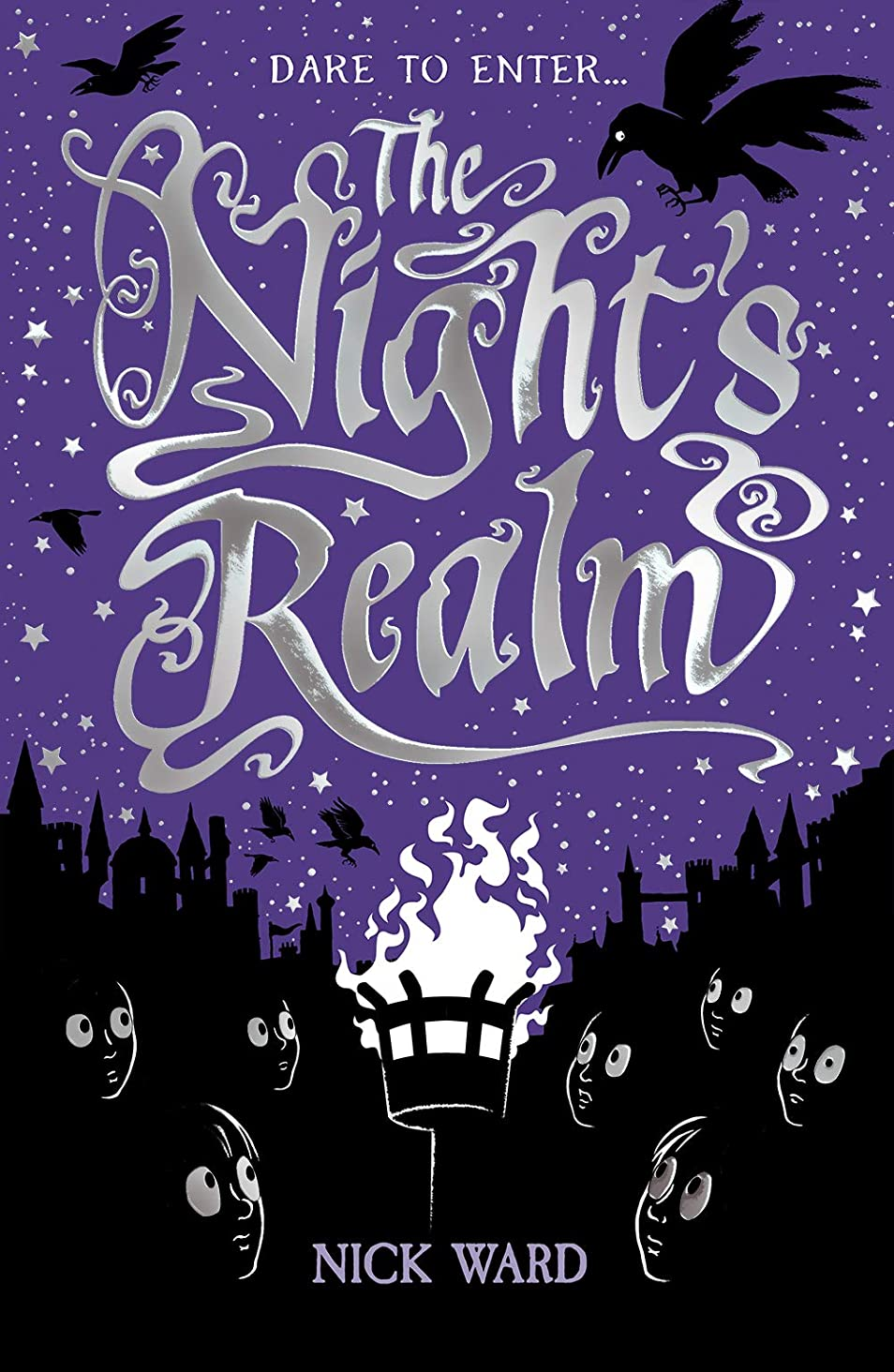 実行六月馬鹿The Night's Realm (English Edition)