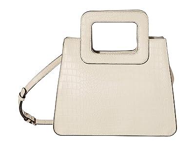 Vince Camuto Kenni Satchel (Seashell) Satchel Handbags